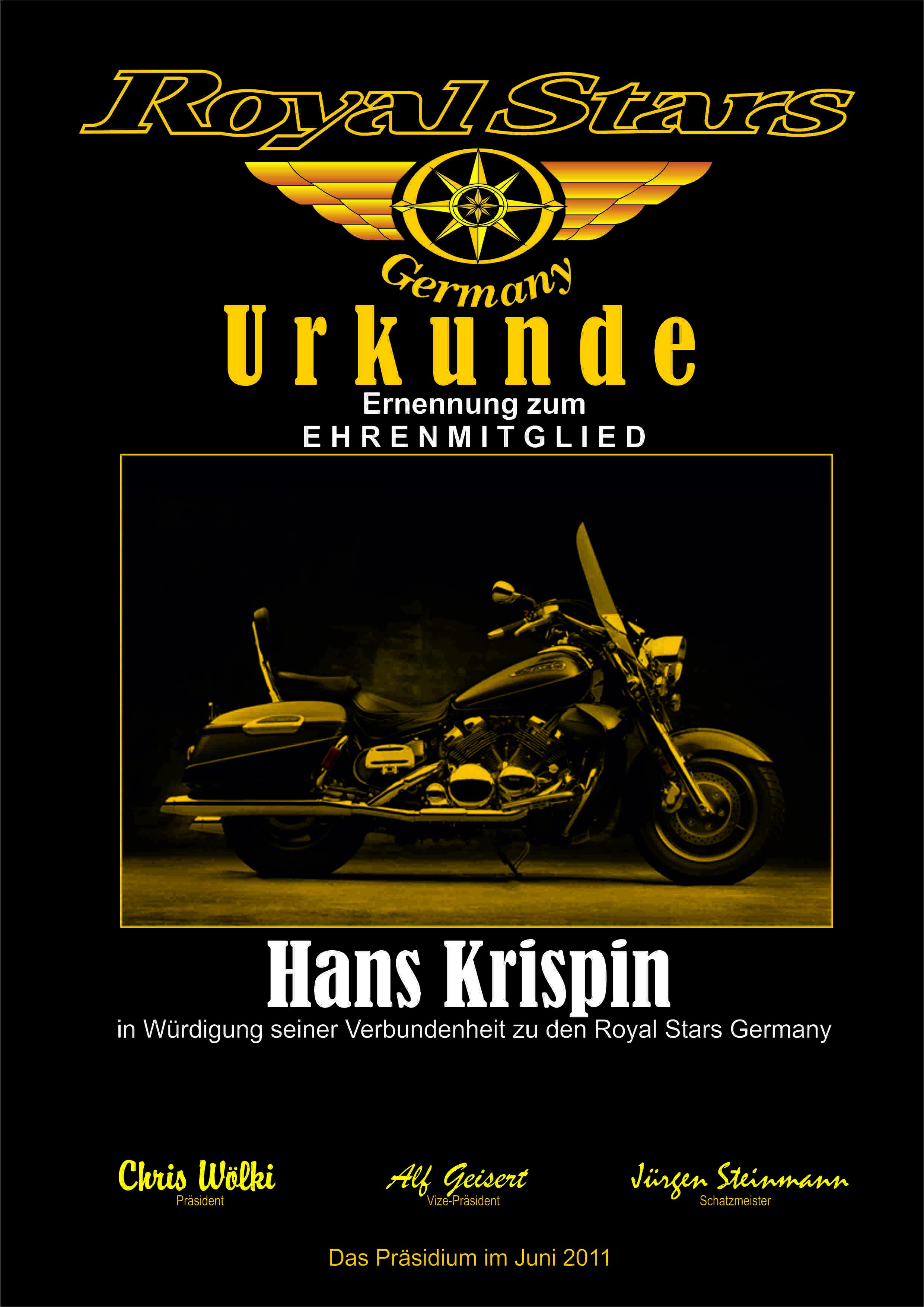 ehrenurkunde-2011-hans krispin