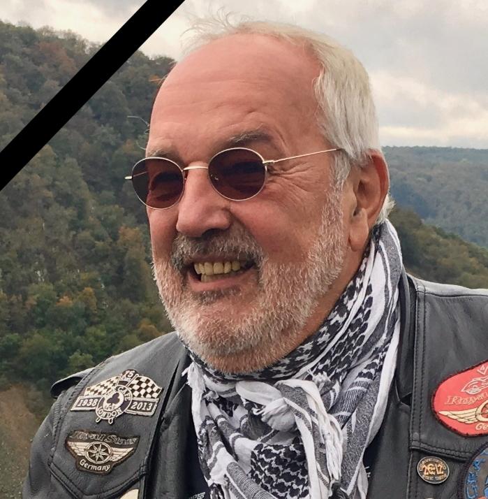 Uwe Löffler Trauer 70