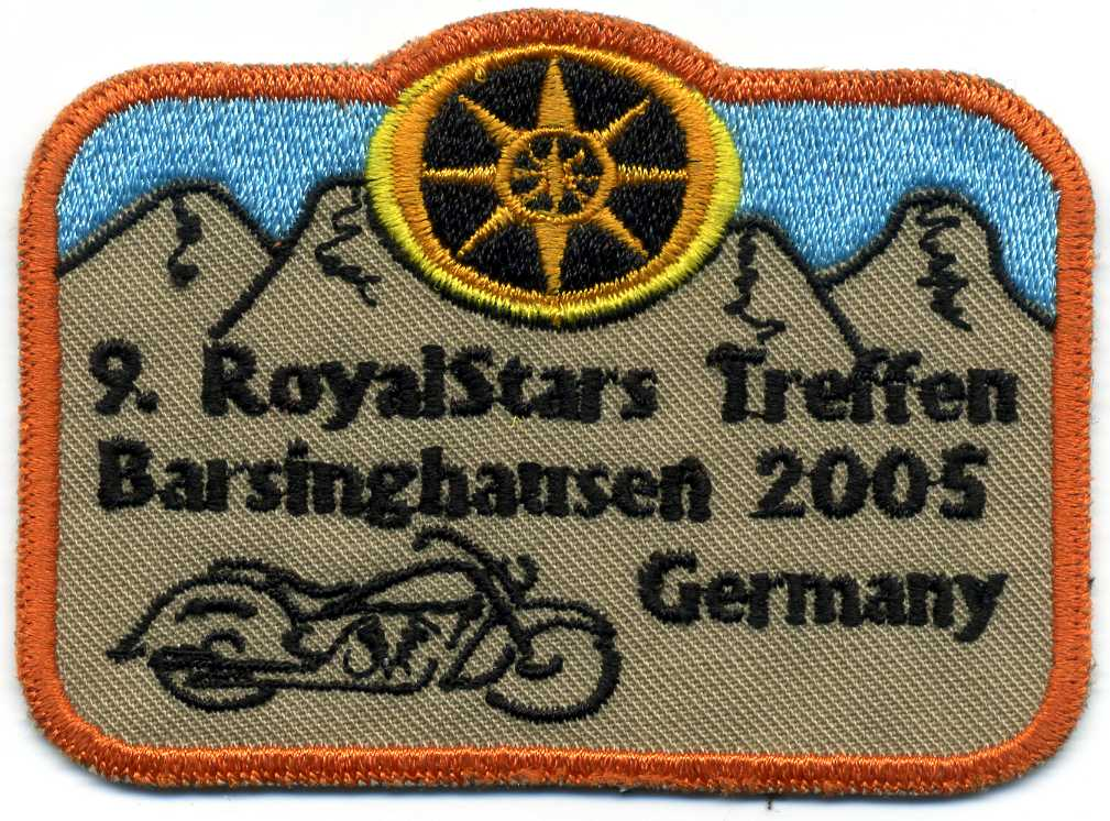 Patch RS treffen Barsinghausen 2005